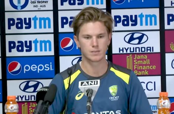 INDvsAUS: एडम जम्पा ने विराट कोहली के अलावा इस बल्लेबाज को बताया सर्वश्रेष्ठ बल्लेबाज