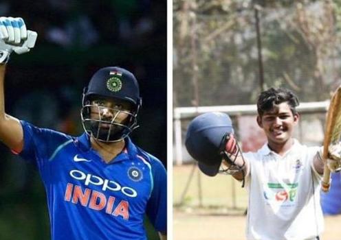 रोहित शर्मा की 264 रनो की सर्वोच्च पारी का रिकॉर्ड टूटा, यह खिलाड़ी निकला आगे 1