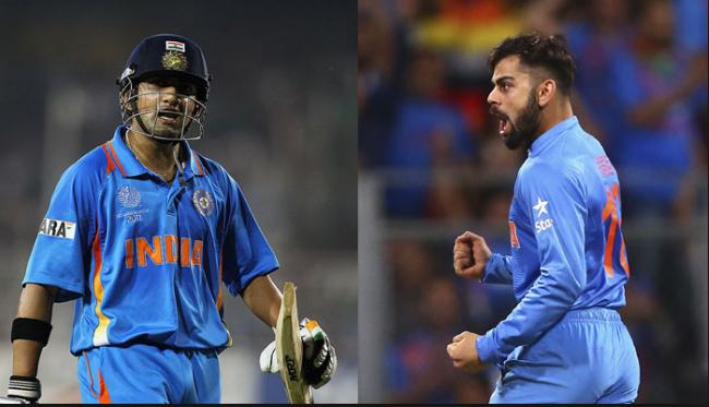 गौतम गंभीर ने विराट कोहली पर लगाया प्लेइंग इलेवन में पक्षपात का आरोप, कहा इस खिलाड़ी के साथ कर रहे नाइंसाफी 20