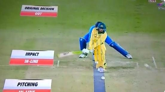 वीडियो : उस्मान ख्वाजा को डीआरएस ने बचाया, तो विराट कोहली ने खेल भावना के विपरीत दिखाया गुस्सा 3