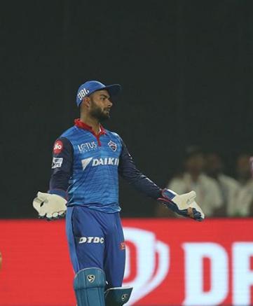 IPL 2019- ये क्या फिक्स था दिल्ली कैपिटल्स और कोलकाता नाईट राइडर्स का मैच? गेंद डालने से पहले ऋषभ पंत को पता था परिणाम 2