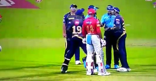 वीडियो : 5.1 ओवर में एक बार फिर विवाद में पड़े अश्विन, इस बार था कुछ ये मामला 1