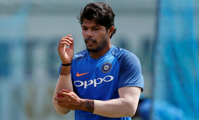 """भारतीय टीम में पर्याप्त मौका न मिलने पर उमेश यादव ने कहा """"थोड़ा बुरा तो लगता है"""" 3"""