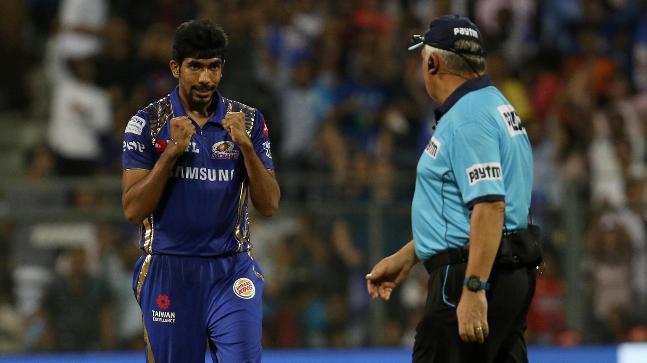 IPL-12: Bumrah hit Mumbai first win