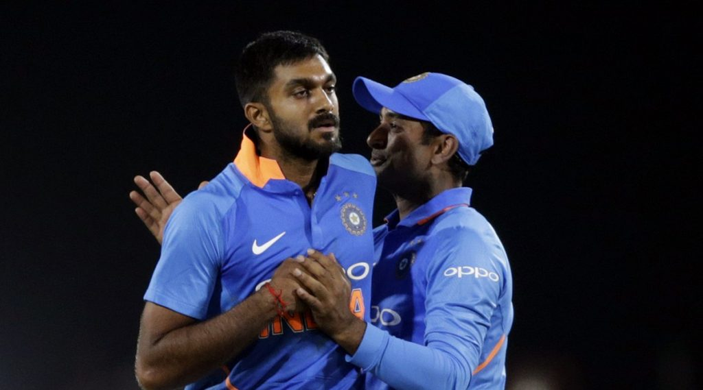 I was in search of this opportunity: Vijay Shankar
