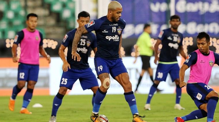 एएफसी कप : चेन्नइयन ने कोलंबो एफसी से खेला गोल रहित ड्रॉ