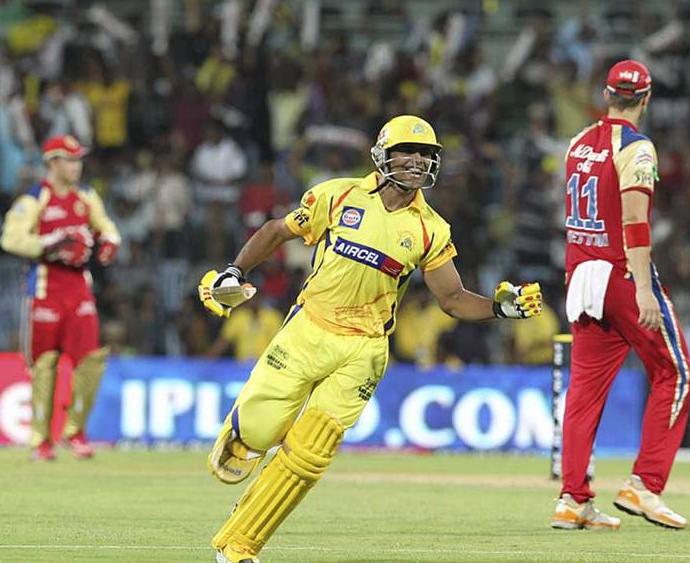 आईपीएल: रॉयल चैलेंजर्स बेंगलुरु और चेन्नई सुपर किंग्स के बीच खेले गए तीन रोचक मुकाबले 3