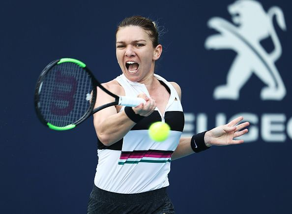 Women's Tennis: Miami Open semi-finals