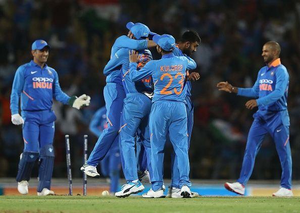 भारत ने की अपनी 500वीं जीत हासिल, देखें वनडे क्रिकेट में सबसे ज्यादा जीत हासिल करने वाली टॉप-5 टीमें 5