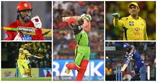 आईपीएल में इन 5 खिलाड़ियों ने लगाये हैं सबसे ज्यादा छक्के, बहुत जल्द महेंद्र सिंह धोनी और एबी डीविलियर्स को पीछे छोड़ सकता हैं यह खिलाड़ी 4