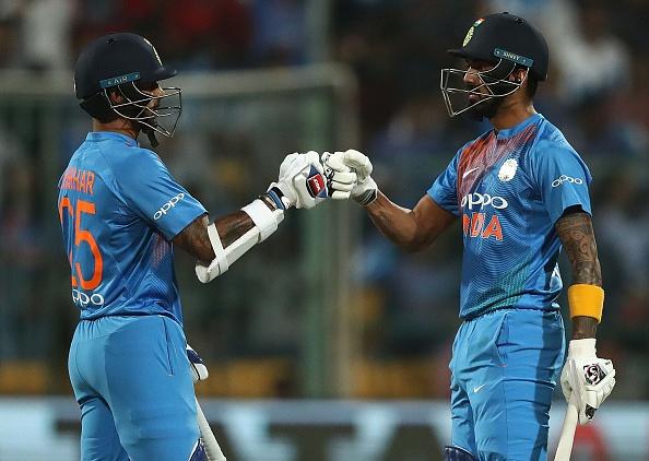 शिखर धवन के फ्लॉप शो की वजह से क्या विश्व कप में के एल राहुल बनेंगे रोहित के जोड़ीदार! 1