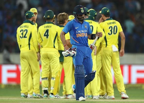भारत के खिलाफ ऐतिहासिक वनडे श्रृंखला जीतने के बाद साइमन कैटिच ने बांधे ऑस्ट्रेलियाई टीम की तारीफों के पुल 25