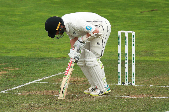 न्यूजीलैंड के कप्तान केन विलियमसन को फील्डिंग करते हुए आई गंभीर चोट, अस्पताल में भर्ती 42