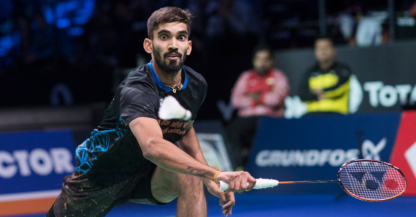Badminton: With the defeat of Srikanth, Indian challenge ends in All England