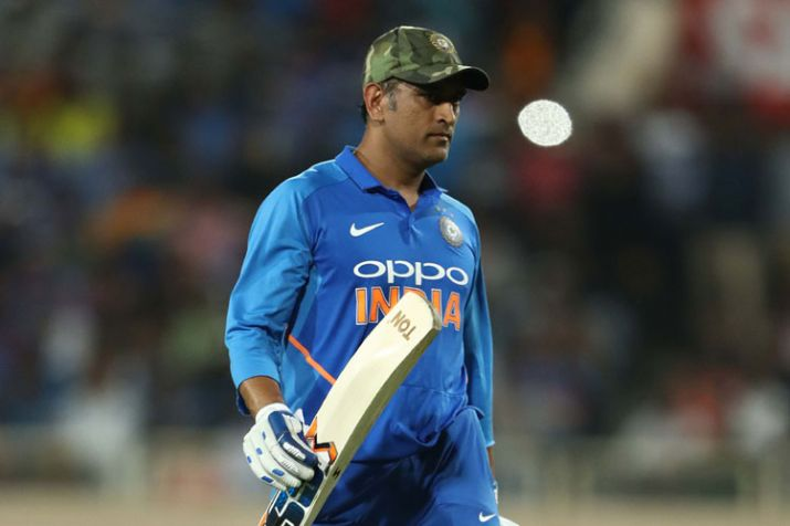 Dhoni rest with the last two ODIs against Australia