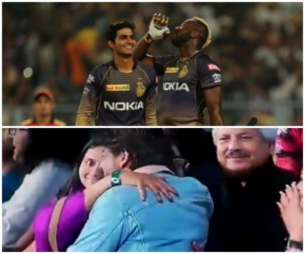 वीडियो : शुभमन गिल ने लगाया सनराइजर्स हैदराबाद के खिलाफ विजय छक्का, तो देखने लायक था शाहरुख़ खान का रिएक्शन 1