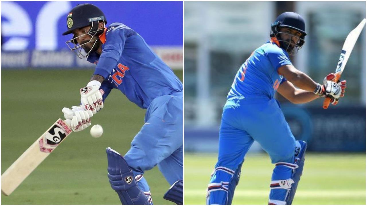 विश्व कप में केएल राहुल या ऋषभ पन्त, जहीर खान और अजय जडेजा ने इन्हें दी टीम में रखने की सलाह