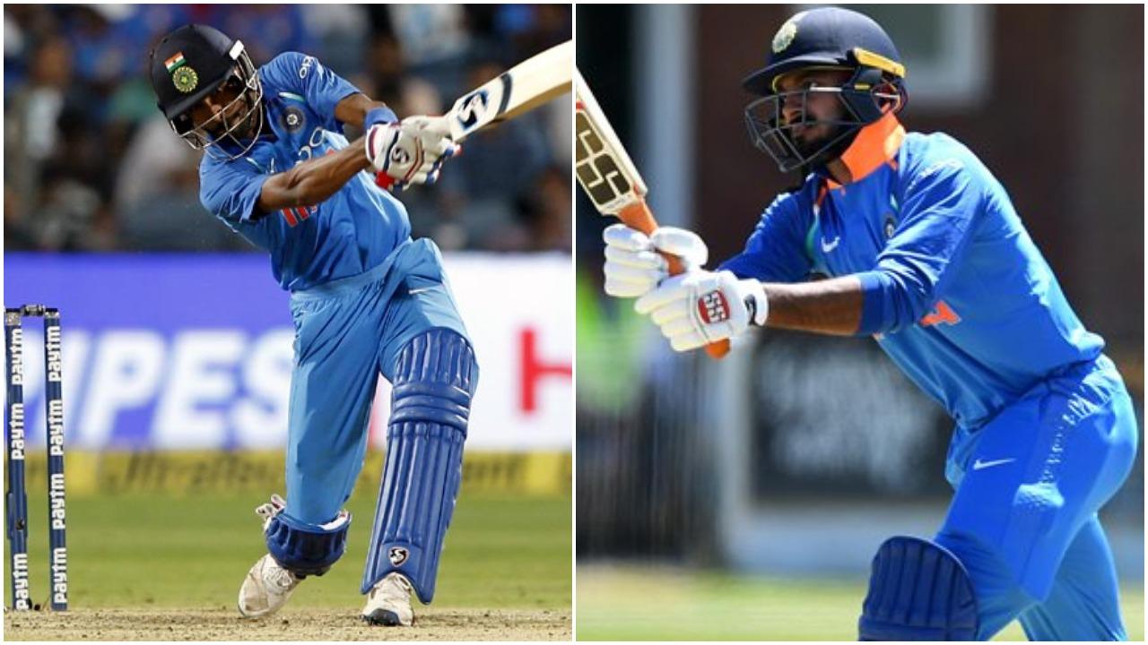 दिग्गज भारतीय खिलाड़ी ने कहा, हार्दिक पांड्या के सही रिप्लेसमेंट नहीं हैं विजय शंकर 33