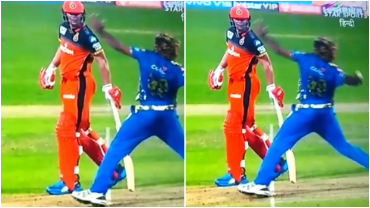 WATCH: अंपायर हैं रॉयल चैलेंजर्स बेंगलुरु के हार के जिम्मेदार, आखिरी गेंद थी नो बॉल