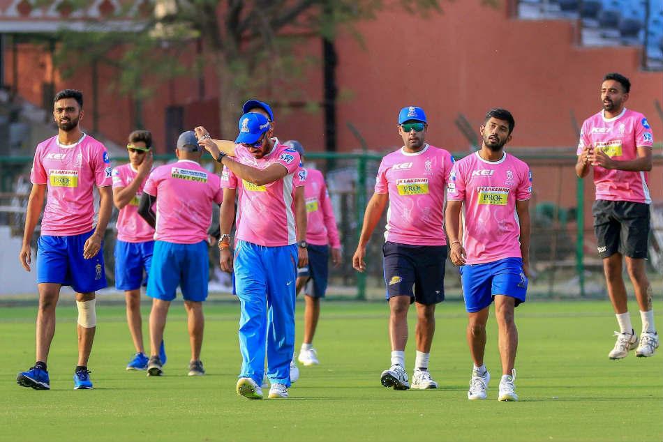 IPL 2019: RRvsRCB : आरसीबी की टीम चार, तो राजस्थान रॉयल्स की टीम कर सकती है यह दो बड़े बदलाव 2