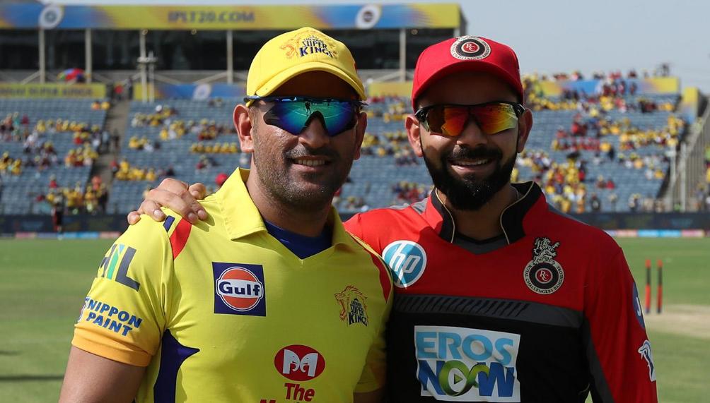 आईपीएल: रॉयल चैलेंजर्स बेंगलुरु और चेन्नई सुपर किंग्स के बीच खेले गए तीन रोचक मुकाबले