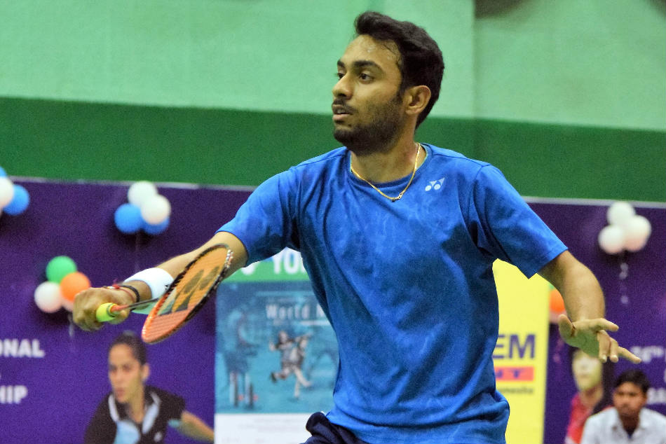 Prannoy will lead India in badminton Asia Mixed Team Championship