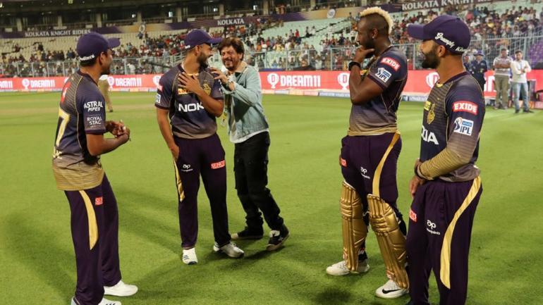 IPL 2019- शाहरुख खान ने खोला ड्रेसिंग रूम का रहस्य, हैदराबाद के खिलाफ मिली जीत के बाद रोना चाहता था ये खिलाड़ी