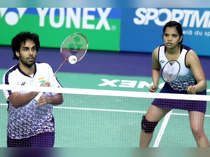 Badminton: A pair of Pranav-Sikki pairs out of the Malaysian Open