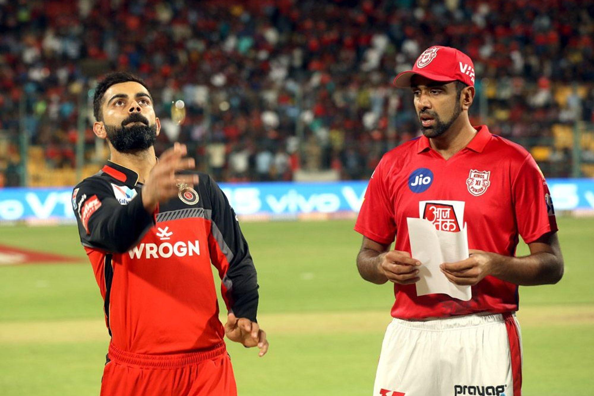 रॉयल चैलेंजर्स बैंगलोर के खिलाफ किंग्स इलेवन पंजाब की हार के ये रहे 3 प्रमुख कारण 1