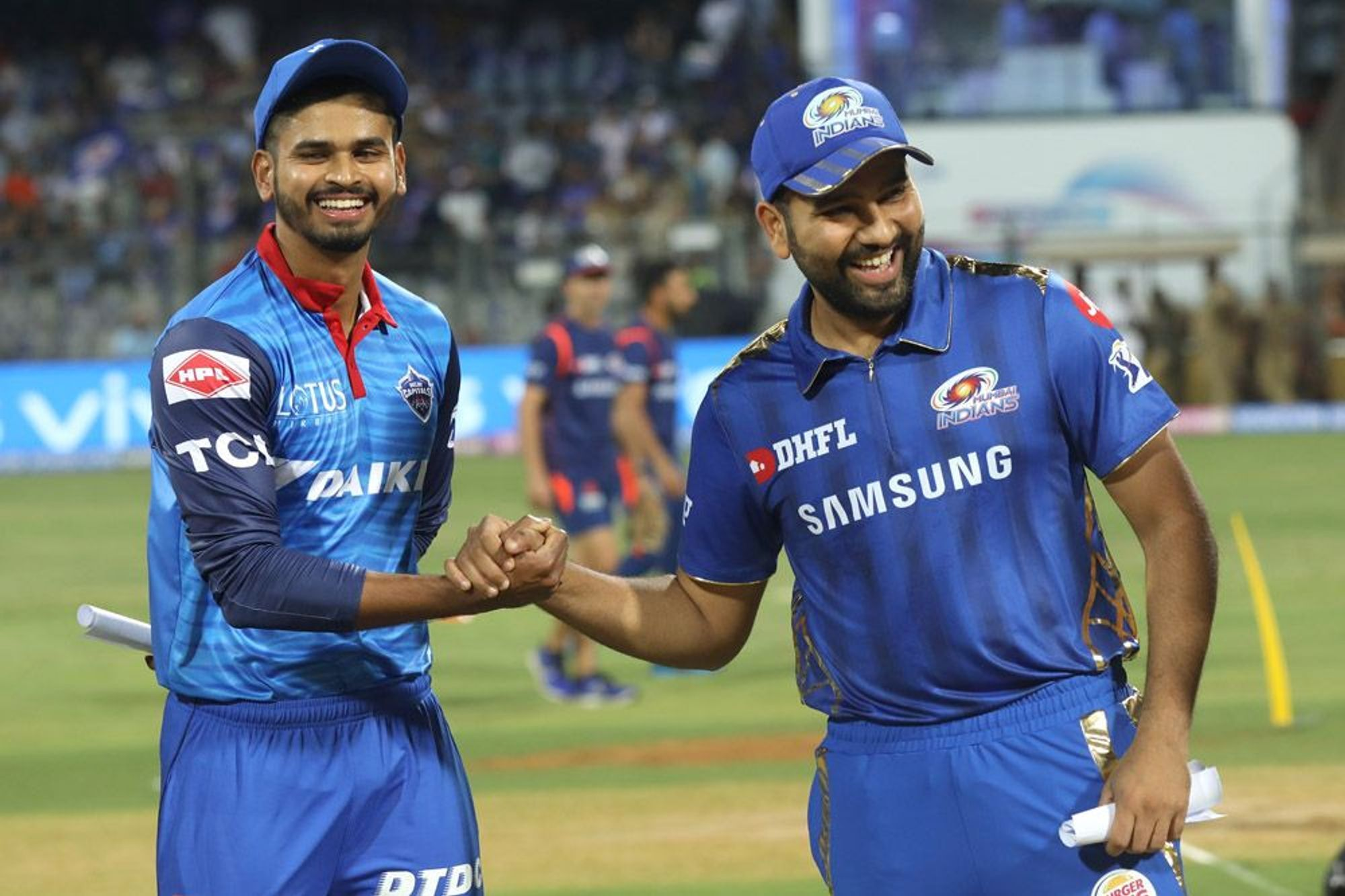 DCvsMI: पहले मैच में हार का बदला लेने उतरेगी मुंबई इंडियंस, दोनों टीमों में एक-एक बदलाव संभव