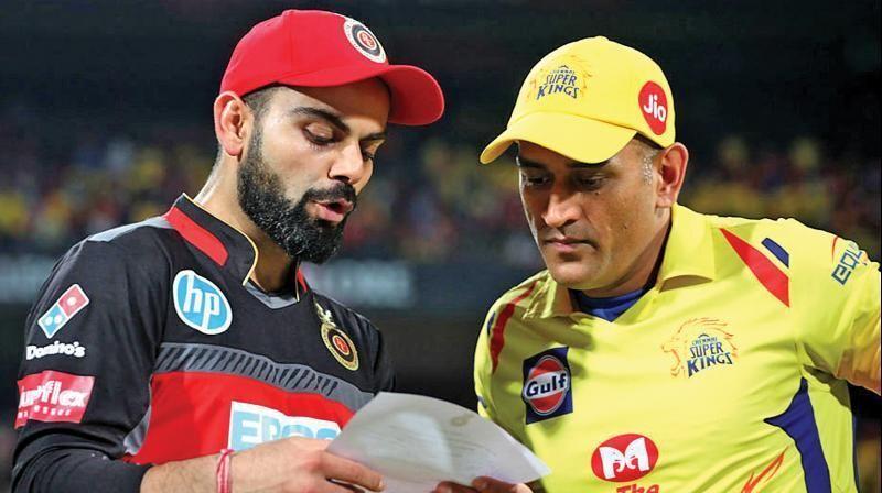 IPL 2019- क्या होता अगर विराट कोहली की जगह महेंद्र सिंह धोनी होते रॉयल चैलेंजर्स बैंगलोर के कप्तान? ये होते बदलाव 6