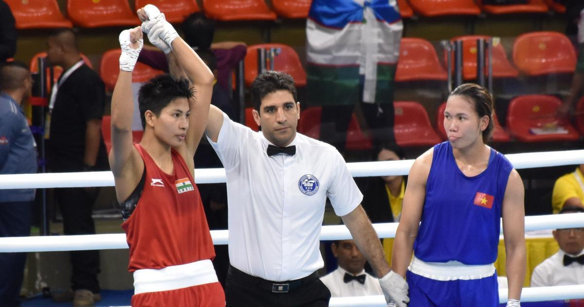 India made 4 medals in Asian boxing championship