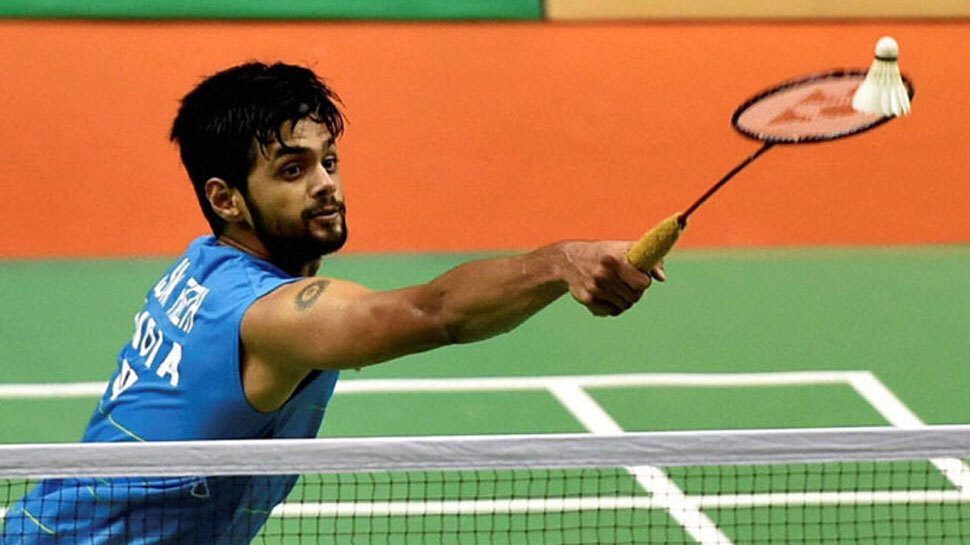 Badminton: Preneet outside the opening round of Singapore Open