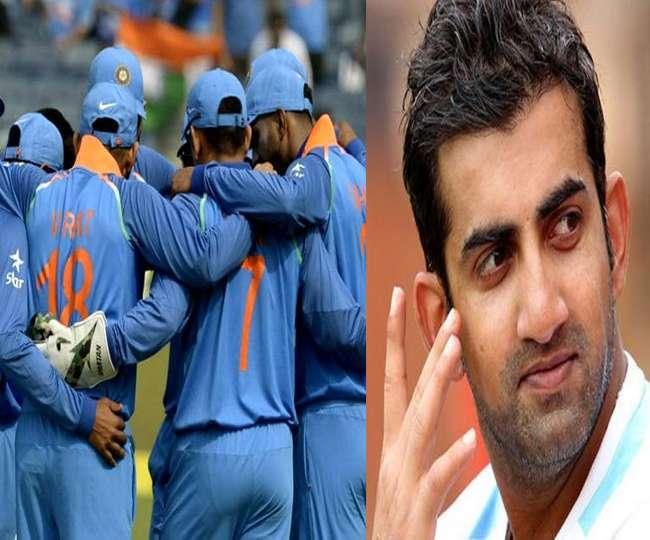 CWC 2019- पूर्व सलामी बल्लेबाज गौतम गंभीर ने चुना अपनी भारतीय टीम, कई चौंकाने वाले नाम, इन्हें सौंपी कप्तानी