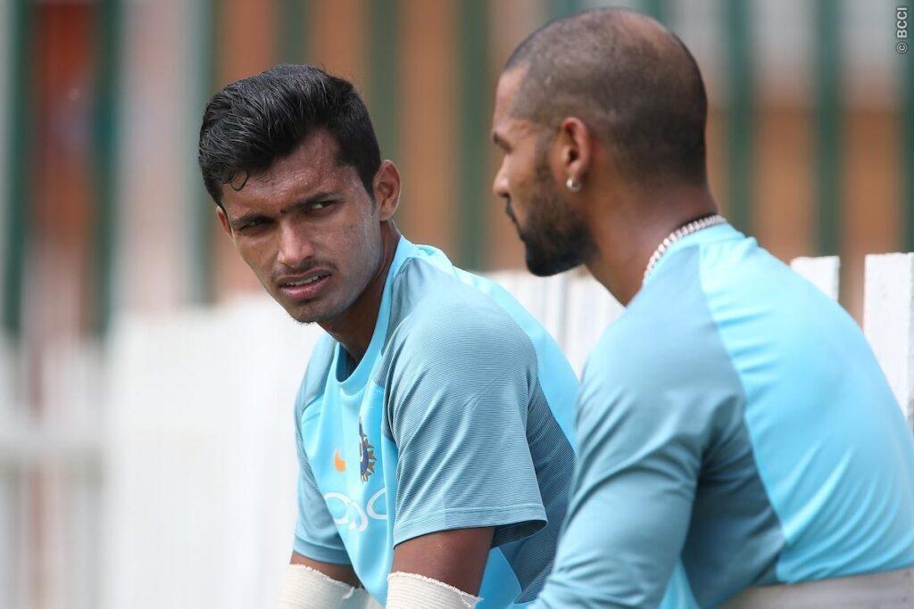 CWC 2019: भारतीय टीम के नेट्स गेंदबाज दीपक चाहर और नवदीप सैनी ने बताया, कैसे करेंगे टीम की मदद 1