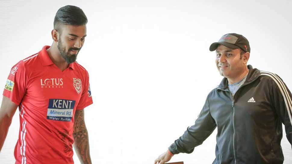 केएल राहुल किंग्स इलेवन पंजाब के लिए बल्लेबाजी करें अपने लिए नहीं: वीरेंद्र सहवाग