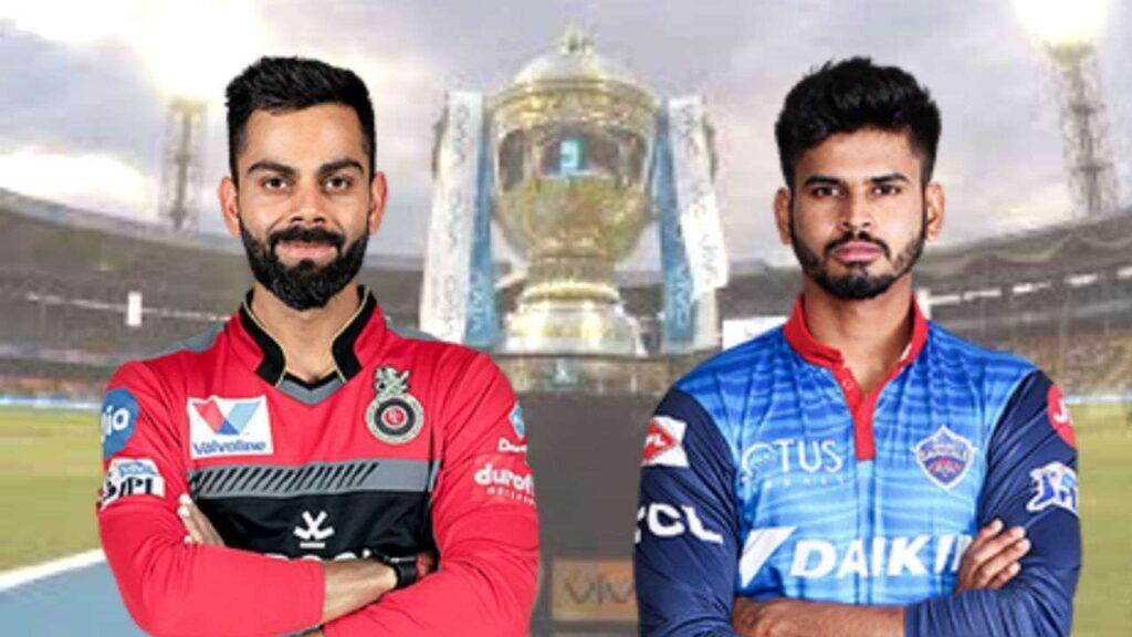 DCvsRCB: दिल्ली कैपिटल्स ने जीता टॉस, इस प्रकार हैं दोनों टीमें 2
