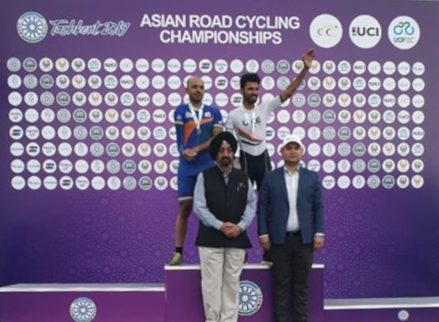 Para Cycling Championship: Indian athletes wins 1 silver, 2 bronze