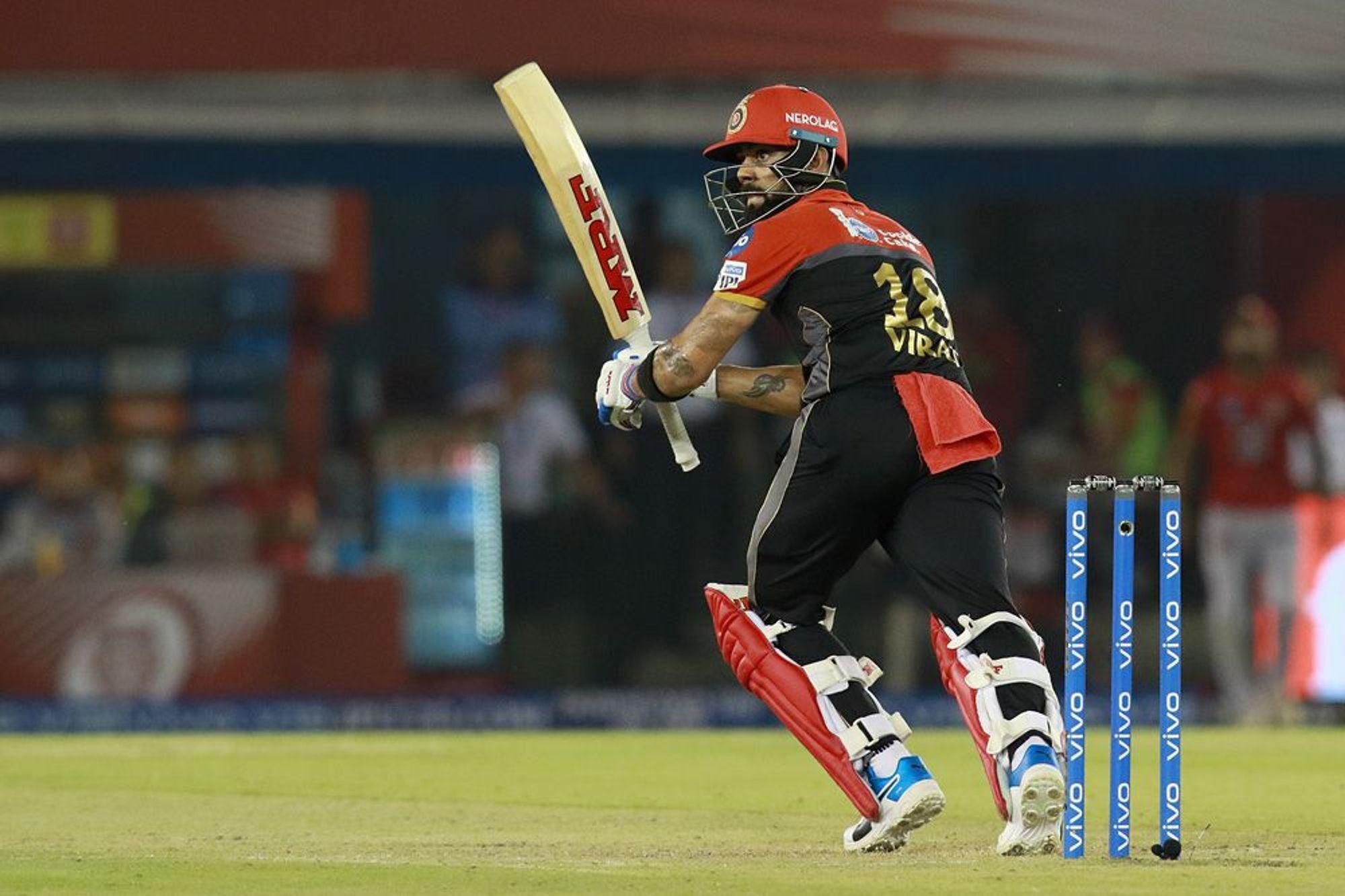 WATCH : पंजाब के खिलाफ कोहली को खेलने के मिले दो मौके, लेकिन फिर भी बना पाये मात्र 13 रन 1