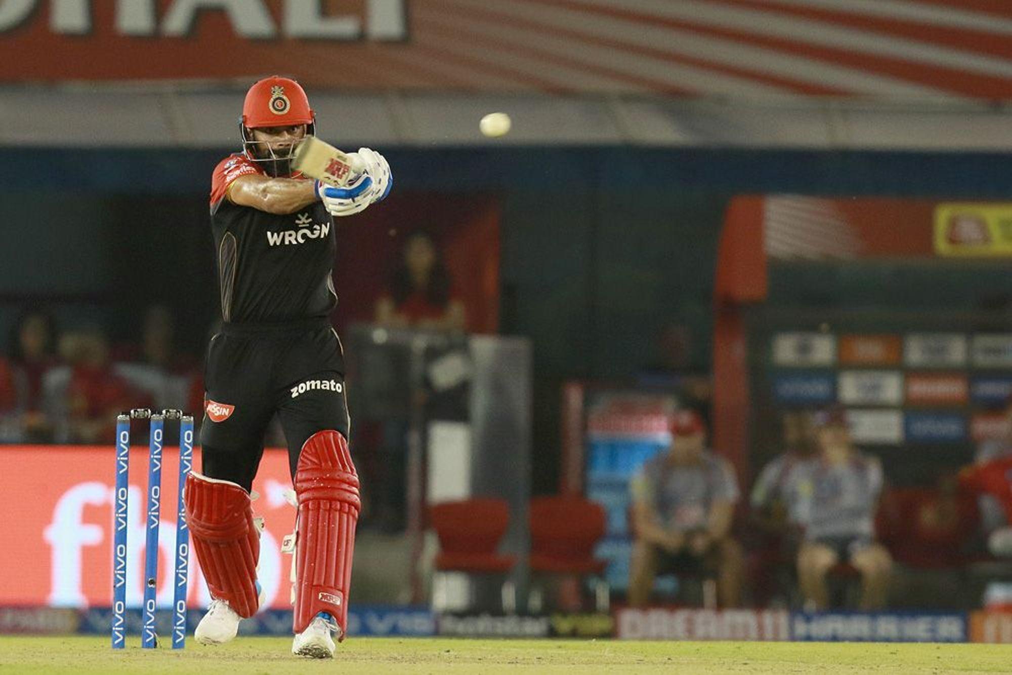 WATCH : पंजाब के खिलाफ कोहली को खेलने के मिले दो मौके, लेकिन फिर भी बना पाये मात्र 13 रन 2