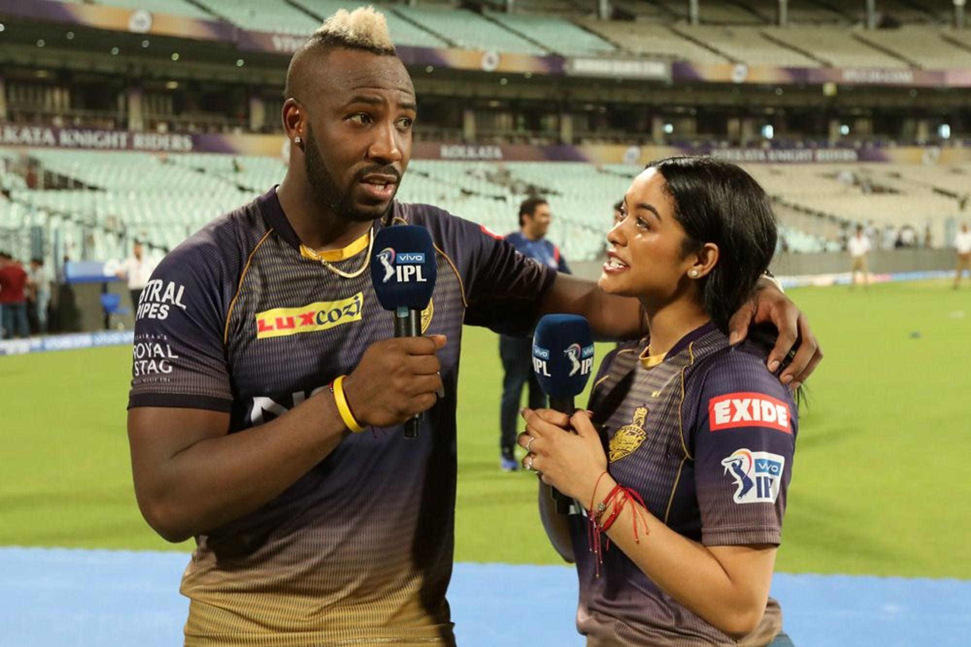 आईपीएल 2019: मॉडल पत्नी के सामने आंद्रे रसेल ने खोला अपनी आतिशी बल्लेबाजी का राज, इस वजह से लगाते हैं लम्बे लम्बे छक्के 23