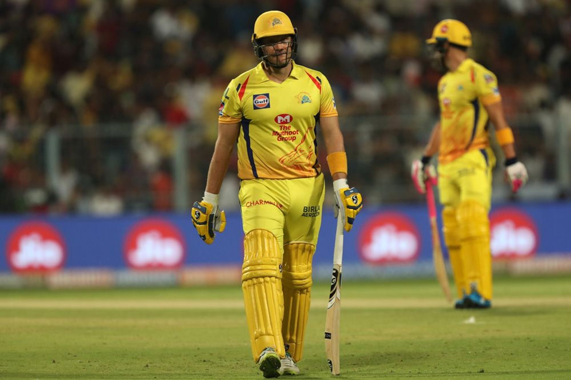 IPL 2019: चेन्नई सुपर किंग्स का टॉप ऑर्डर लगातार फ्लॉप, क्या ऐसे आईपीएल जीत पाएगी धोनी की सेना? 30