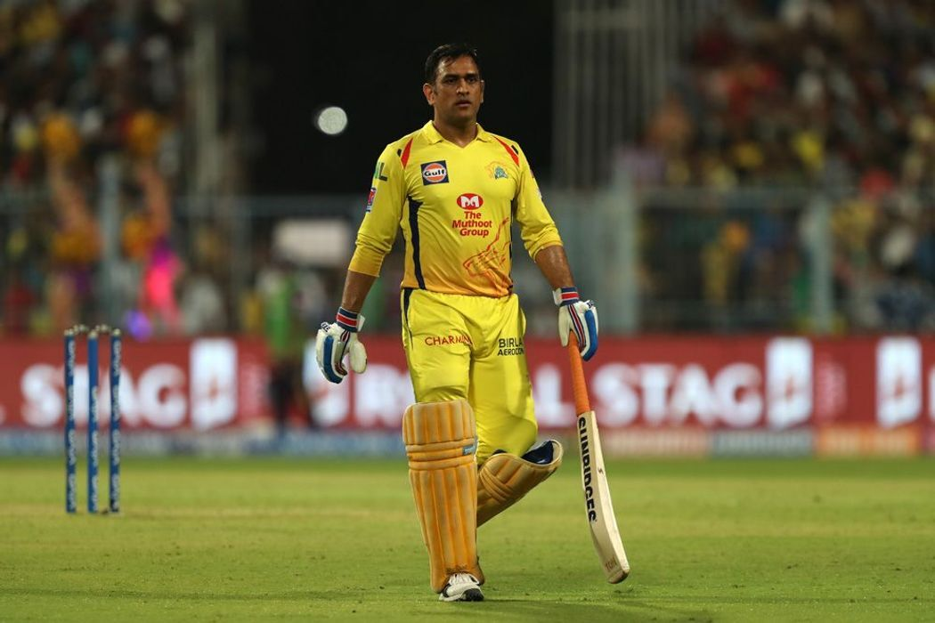 आईपीएल 2019 : चेन्नई सुपरकिंग्स के फैन्स के लिए अच्छी खबर बैंगलोर के खिलाफ मैच से पहले फिट हैं महेंद्र सिंह धोनी 1