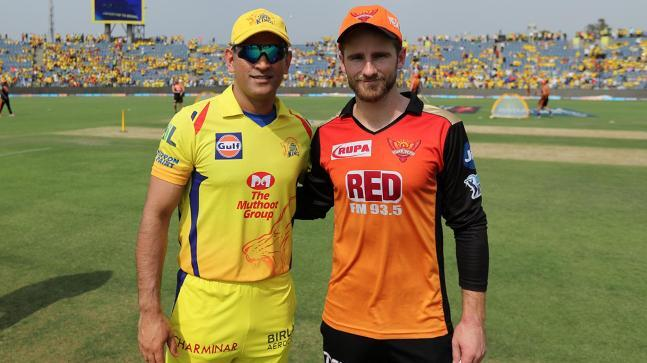 IPL-12: Chennai to face Hyderabad today