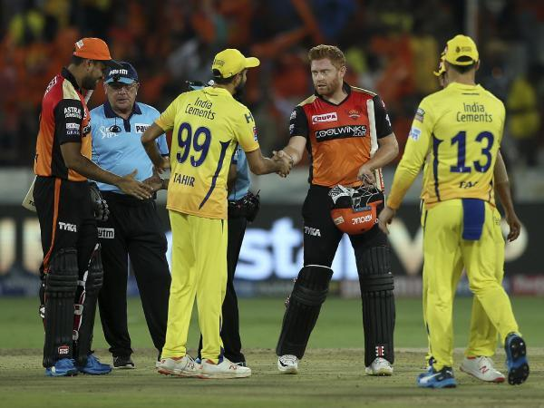 CSKvsSRH: चेन्नई सुपर किंग्स जीता टॉस, दिग्गज भारतीय खिलाड़ी को मिली जगह 1