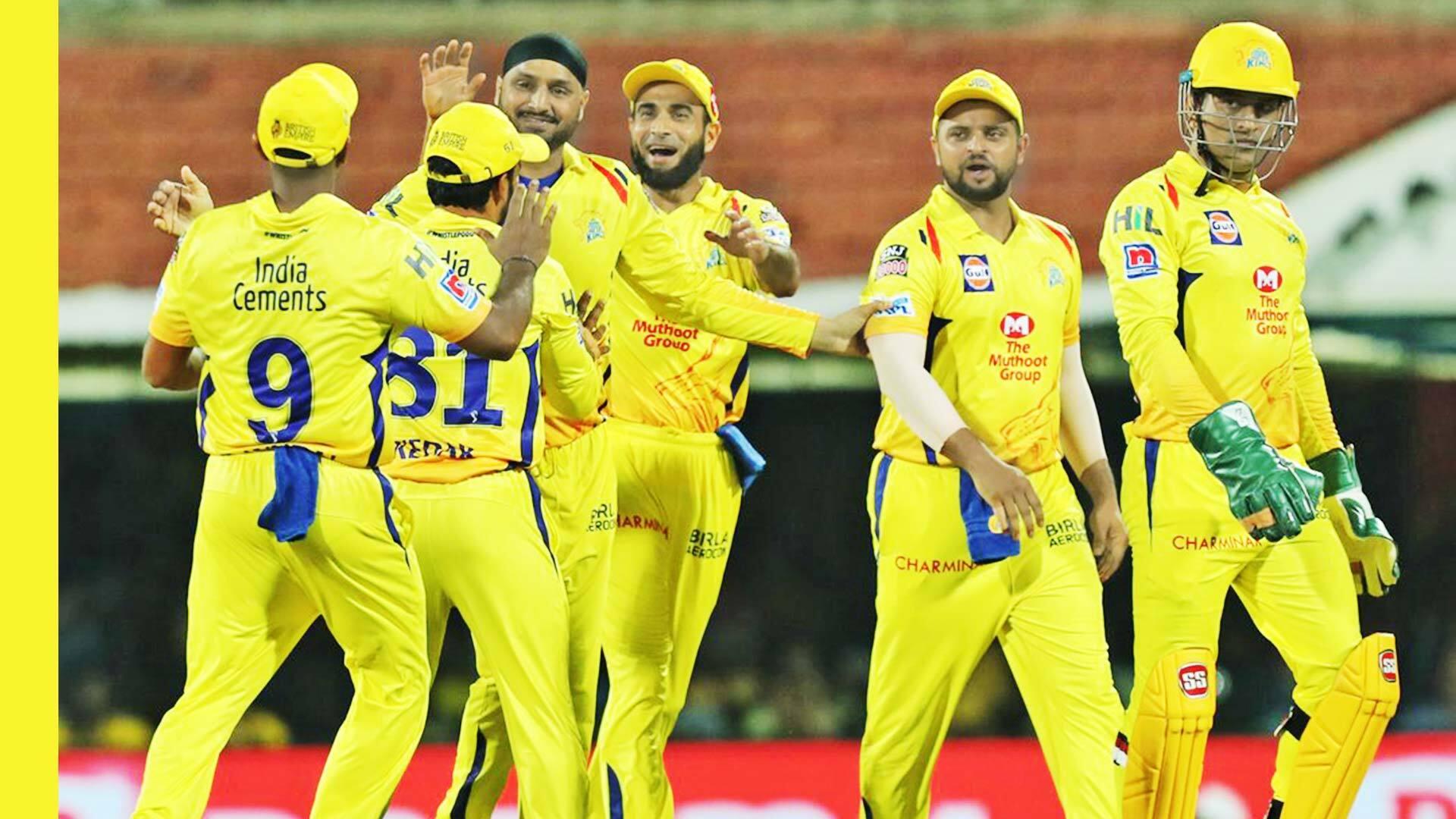 आईपीएल 2019: पॉइंट्स टेबल में पहले स्थान पर होने के बावजूद भी चेन्नई सुपर किंग्स के नाम पर दर्ज हैं यह शर्मनाक रिकॉर्ड 37