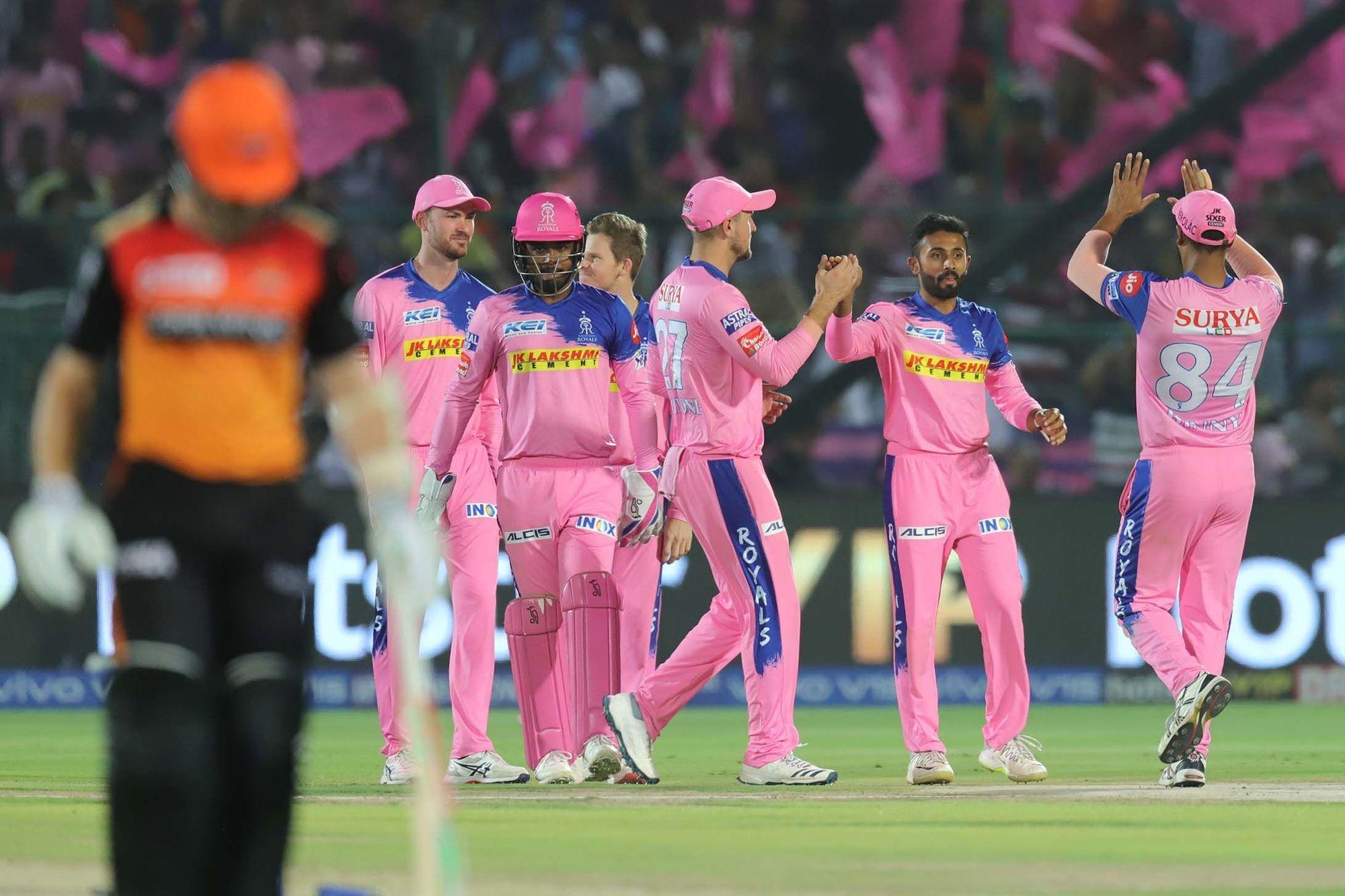 RRvsSRH : संजू सैमसन की शानदार पारी के दम पर राजस्थान ने हैदराबाद को 7 विकेट से हराया 18