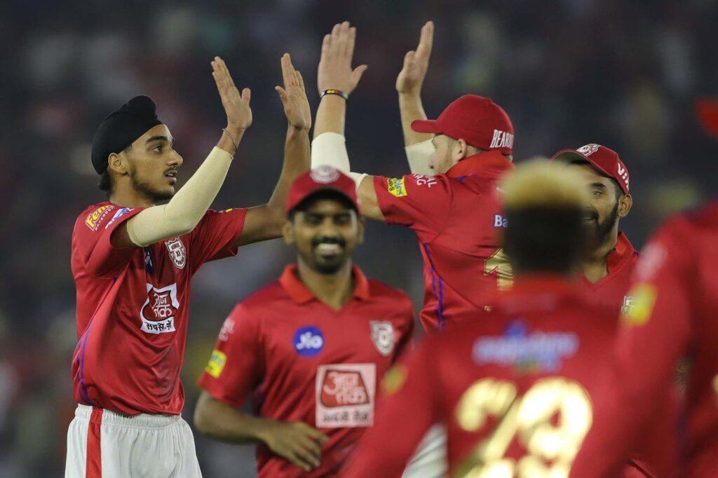 IPL 2019- जोस बटलर को अपने डेब्यू पर आउट करने के बाद 20 साल के अर्शदीप ने मनाया खास अंदाज में जश्न, 2