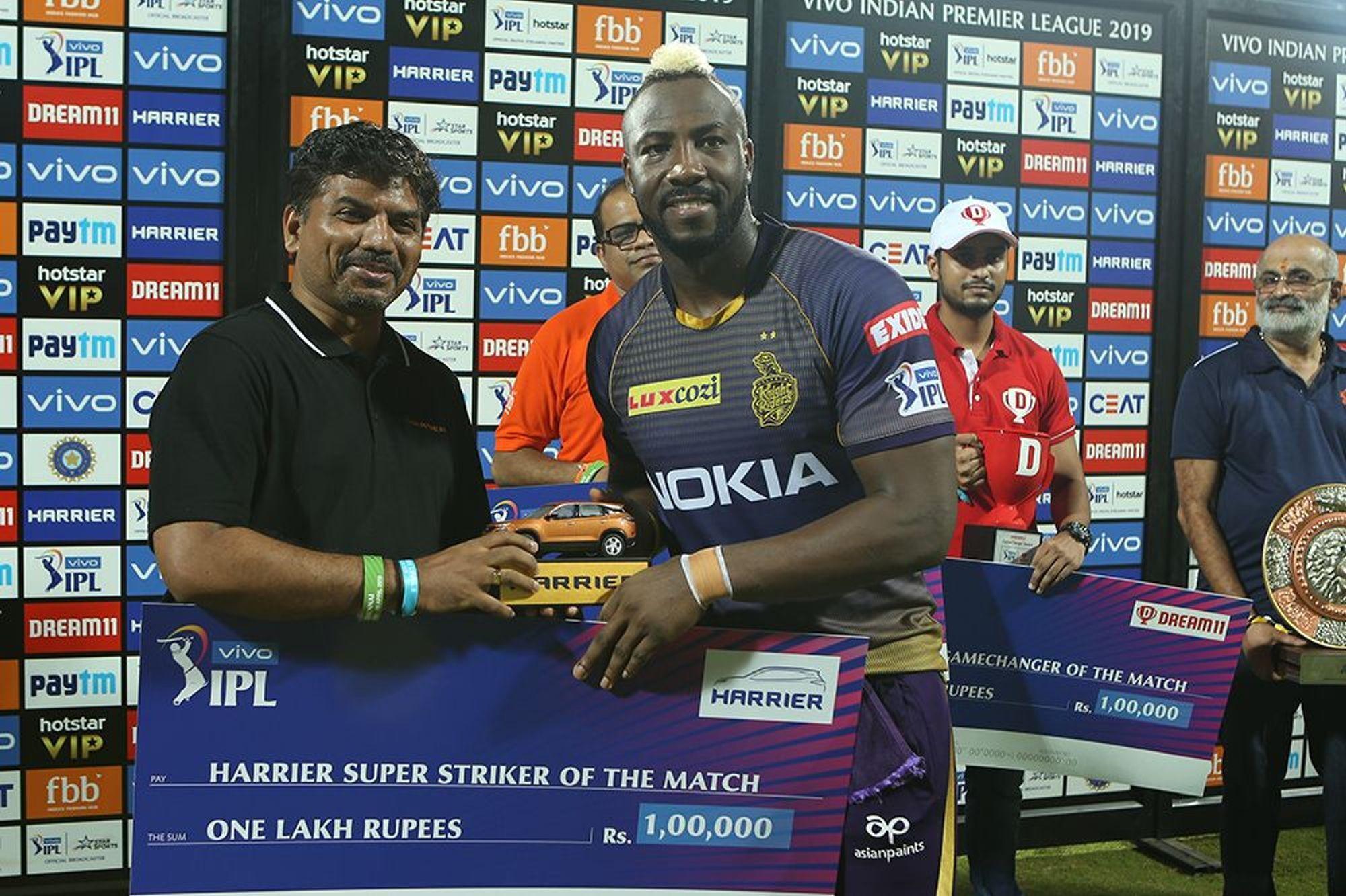 आईपीएल में केकेआर नहीं बल्कि इस टीम से खेलना पसंद करते हैं आंद्रे रसेल 43