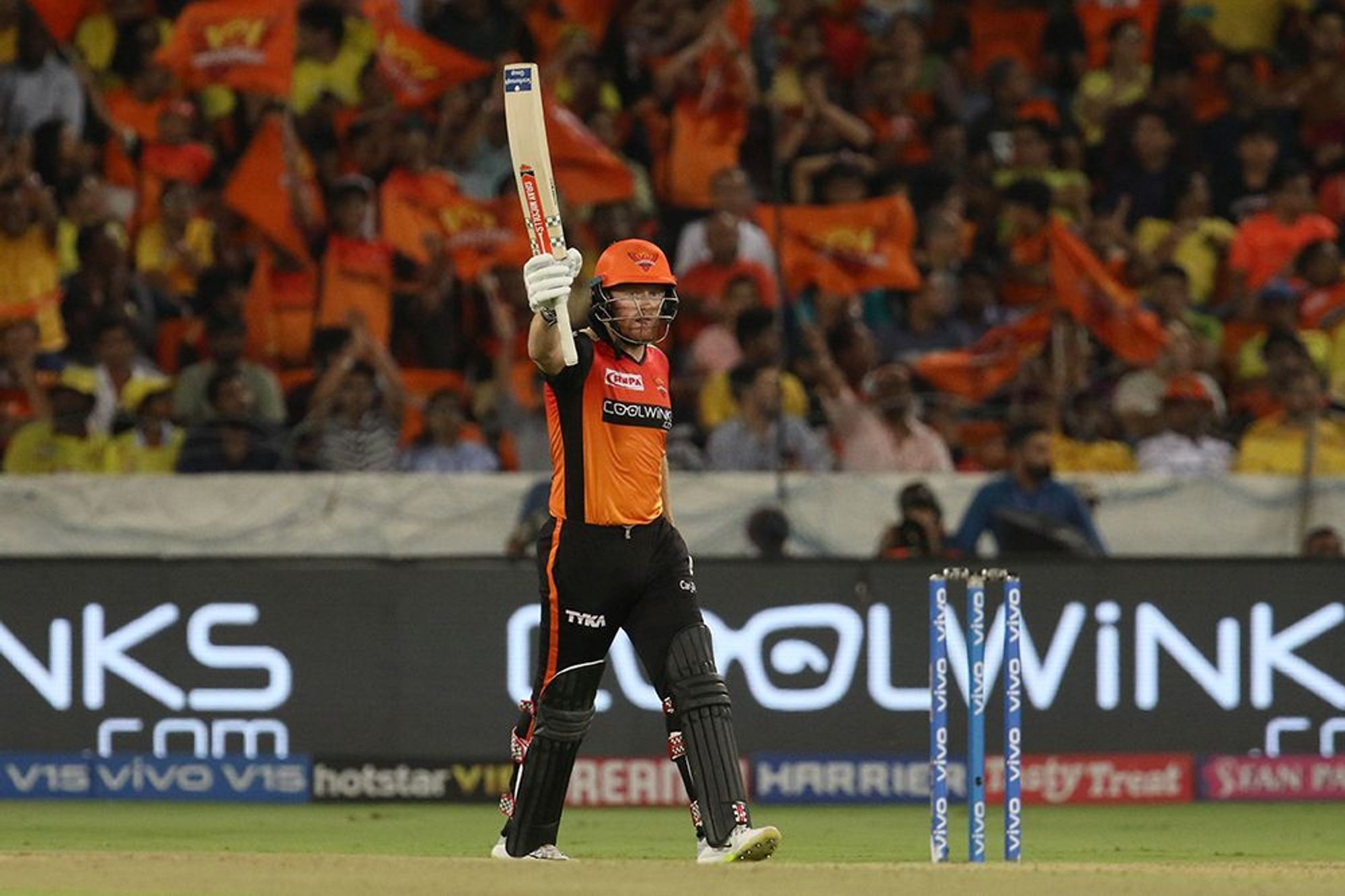 IPL 2019: सनराइजर्स हैदराबाद की टीम को लगा बड़ा झटका, 23 अप्रैल को चला जायेगा ये दिग्गज खिलाड़ी 48